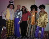 Shirley Lions Glam rockers led by Noddy Holder ( Lion Andy Luckett )