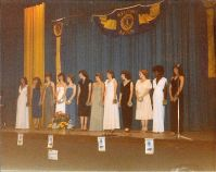 1980 Carnival Queen contestants