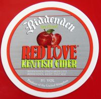 Red Love Cider