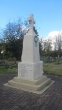 Shirley War Memorial a