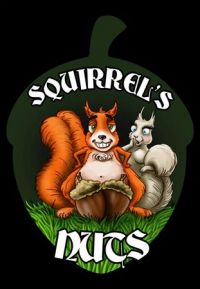 Squirrels Nuts logo